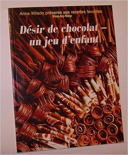 Livres Désir de chocolat : un jeu d'enfant pdf epub