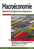 Macroéconomie 6e édition - Pack Premium FR : Livre + eText + MyLab | version française - Licence étudiant 12 mois