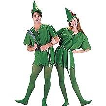 Peter Pan Disfraz para adultos (XL 40–42)