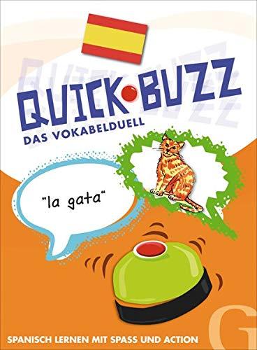 QUICK BUZZ – Das Vokabelduell - Spanisch: Sprachspiel