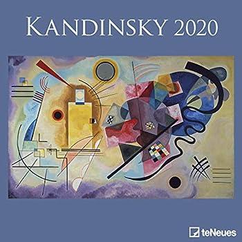 Art Calendar - Kandinsky 2020 Square Wall Calendar