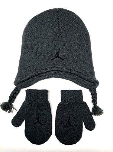 Nike Air Jordan Jumpman Toddler Knit Gorro y Mitones para niños 592f9323c48