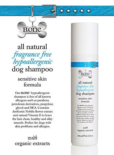b-one-all-natural-hypoallergen-hund-shampoo-300-ml