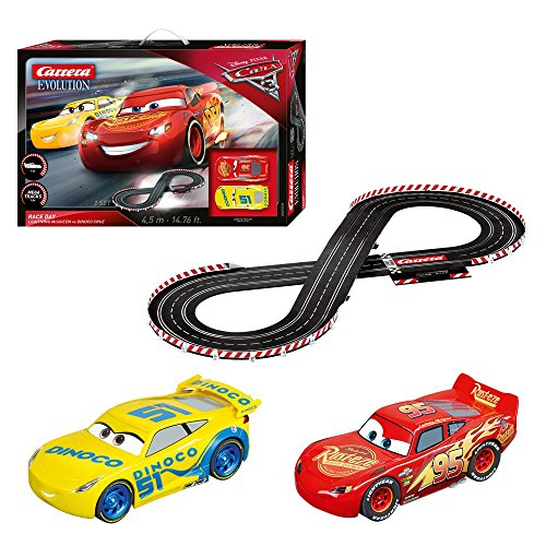Cars - Disney/Pixar 3 Race Day (Carrera 20025226)