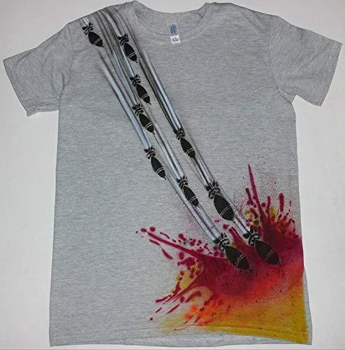 Airbrush Streetart Graffiti T-Shirt