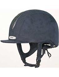 Champion - Casco para Equitación Junior X-Air - Color Azul Marino - Azul Marino, 7.625