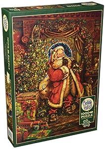Cobblehill 80088 - Puzzle de 1000 Piezas, diseño de Navidad
