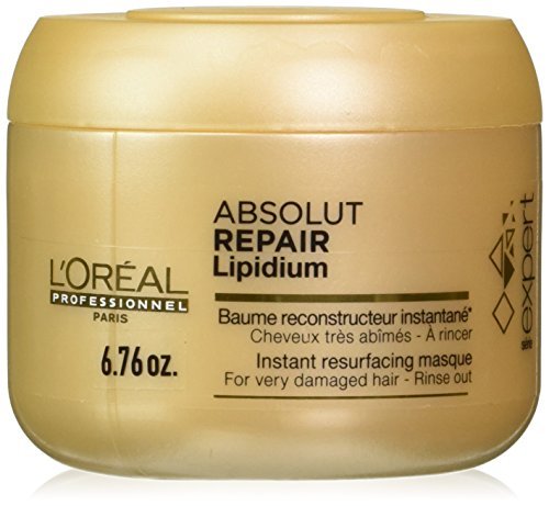 Absolut Repair for Very Damaged Hair by L'Oreal Serie Expert Absolut Repair Masque Pot 200ml