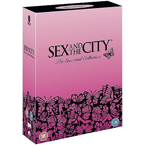 Sex & the City Season 1-6