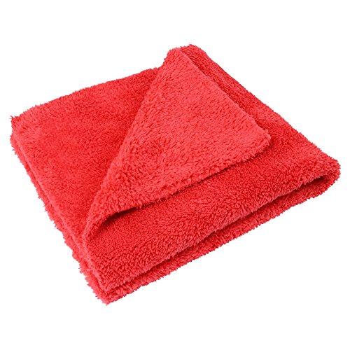 Car candy factory candy polish x profi panno (randlos)–400gsm–40x 40cm–asciugamano in microfibra auto, edgeless