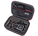 Smatree G75 Carrying Case for GoPro Hero 2018/GoPro Hero 7/6/5/4/3/2/1/DJI OSMO Action