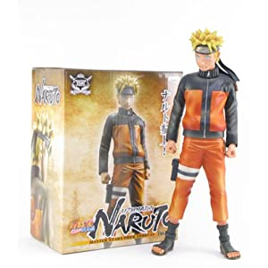 Banpresto - Figurine Naruto Masters Star Piece 25 cm 9