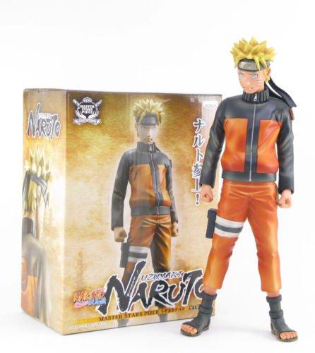 Banpresto - Figurine Naruto Masters Star Piece 25 cm 1