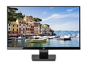 """HP 24W Monitor per PC Desktop 24"""", 5ms, Full HD (1920 x 1080), IPS Retroilluminato a LED, Nero"""