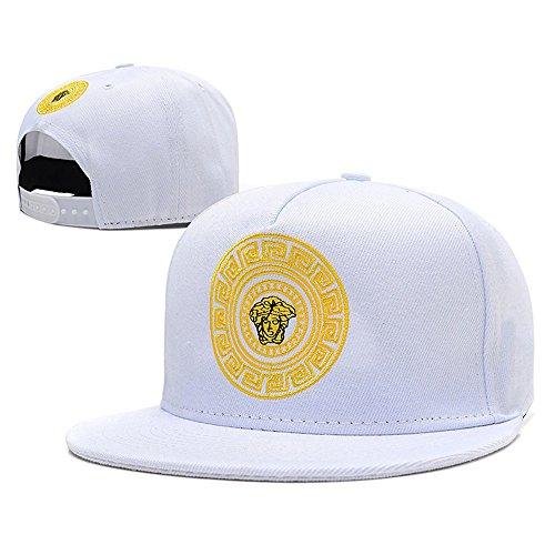 bunnyphmy-unisex-new-fashion-adjustable-baseball-versace-snapback-cap