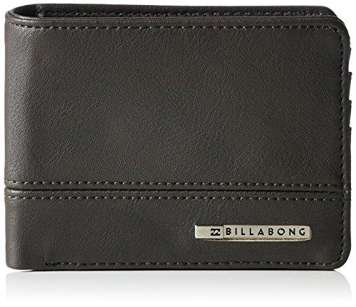 G, s.m. Europe - Portamonete uomo Billabong pensando Wallet, black, taglia unica, Z5WM04 BIF6 193