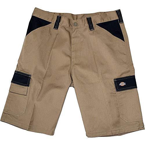 Dickies ED24/7SH Shorts Everyday - Khaki/Schwarz - Gr. 56 -