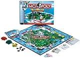 Hasbro - Parker 52479100 - Monopoly Trauminsel DVD Brettspiel