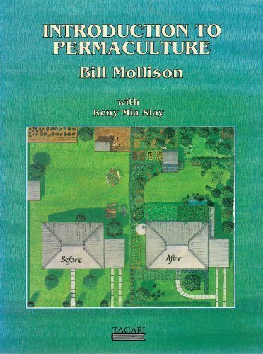 Introduction to Permaculture by Mollison, Bill, Reney-Mia, Slay (1991) Paperback