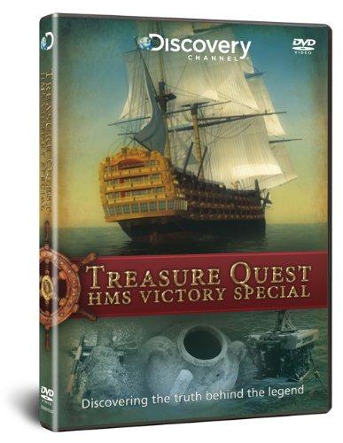 Preisvergleich Produktbild DEMAND MEDIA Treasure Quest - Hms Victory Special [DVD]