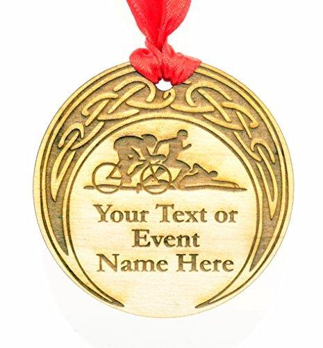 Durchmesser Sport Medaille mit Band ()