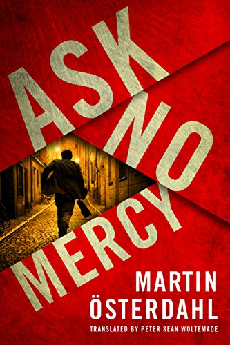 Ask No Mercy (Max Anger 1)