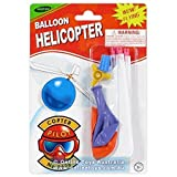 #5: Toysdelivery BALLOON HELICOPTER (Multicolor)