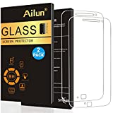 Ailun Screen Protector Compatible Moto G4 Plus [2Pack],9H Hardness,Scratch-Proof,Case Friendly,Tempered Glass for Moto G4 Plus,NOT for Moto G4,Moto G4 Play,Moto Z Play,LG G4-Siania Retail Package