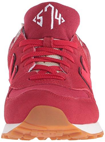 New Balance ML 574 D NEC Crimson Red Rouge