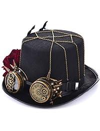 Amazon.es  sombreros de copa - Sombreros Panamá   Sombreros y gorras ... 3fa201e81c3