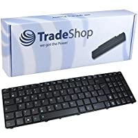 Teclado de ordenador portátil/Notebook Keyboard Intercambio Alemán QWERTZ de repuesto para Asus X52X53X53E de XR2X53S X53SJ X53T X53U X54X54C X54H X55X73E x73K X73S X73T A52a52b a52d A52F A52J A52N B53F55a F55C F75F75A f75V N52N73JF N73JG N73JN N73JQ P53E P53SJ