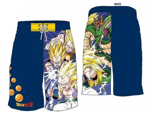 Dragon Ball Bañador Azul 8 años (128 cm)