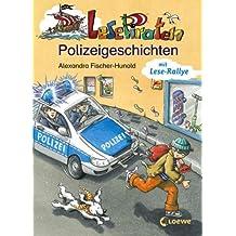 Lesepiraten-Polizeigeschichten