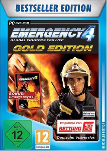 Emergency 3&4 Gold Bestseller-Edition