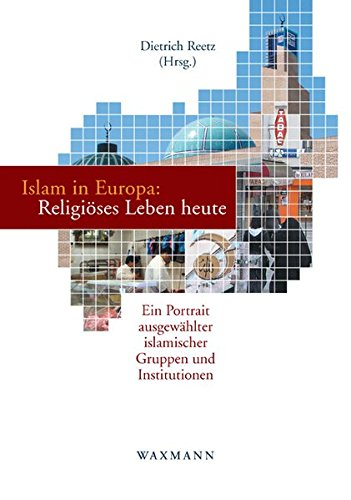 Islam in Europa: Religiöses Leben heute: Ein Portrait ausgewählter islamischer Gruppen und Institutionen