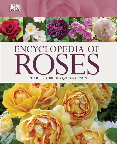 Encyclopedia of Roses by Charles Quest-ritson (2011-08-29)