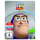 Toy Story 3 - Steelbook [Blu-ray]