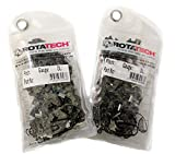 2 x (Two) Rotatech Chainsaw Saw Chain Fits Timberpro 62cc 20""