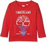 Timberland Boy's Manches Longues T-Shirt
