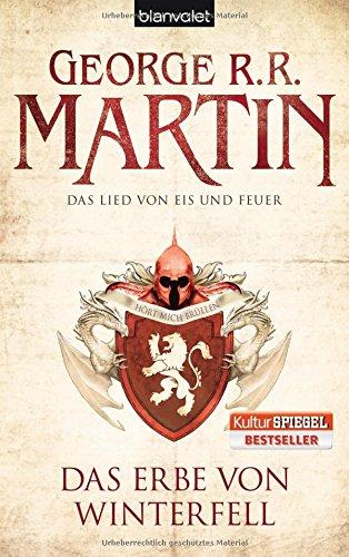 Buchseite und Rezensionen zu 'Das Erbe von Winterfell' von George R.R. Martin