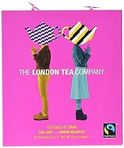 The London Tea Company Teabags at Dawn Breakfast 125 g