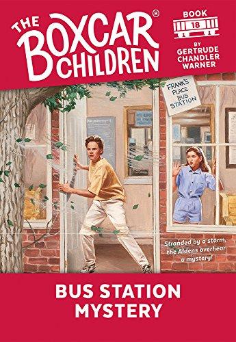 Bus Station Mystery (Boxcar Children) por Gertrude Chandler Warner
