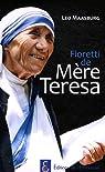 Fioretti de Mère Teresa par Massburg