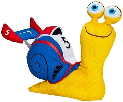 Joy Toy 339892 Turbo - Caracol de peluche (20cm), color azul de Joy Toy
