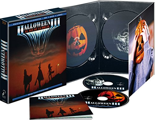 n of the Witch (HALLOWEEN III EL DIA DE LA BRUJA - BLU RAY - ED.COLECCIONISTA, Spanien Import, siehe Details ()