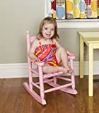 Jack Post Child'S Rocking Chair (Pink)