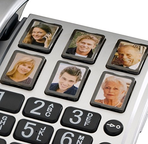 Audioline Big Tel 40 Telefon - 2
