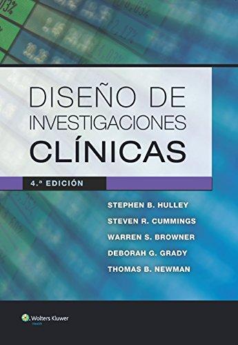 Diseño de investigaciones clínicas