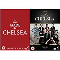 BAFTA winning Made in Chelsea - Complete Series 1 - 6 DVD Collection + Extras