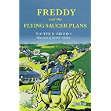 Freddy and the Flying Saucer Plans (Freddy the Pig)
